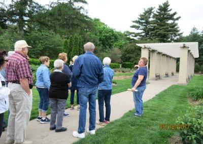Vander Veer Botanical Park Walk